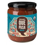 [Que Pasa] Salsas Mexicana, Mild  At least 95% Organic