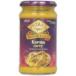 [Patak] Indian Food Condiments Korma, Coconut