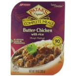 [Patak] Meals - Shelf Stable Meal Butter Chicken