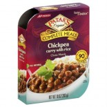 [Patak] Meals - Shelf Stable Meal Curry Chickenpea