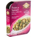 [Patak] Meals - Shelf Stable Meal Curry Spianch & Potato
