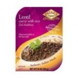 [Patak] Meals - Shelf Stable Meal Curry Lentil