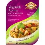 [Patak] Meals - Shelf Stable Meal Korma Vegetable