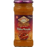 [Patak] Cooking Sauces Hot & Spicy Tikka Masala