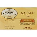 [Twinings] Teas Earl Grey, Decaf