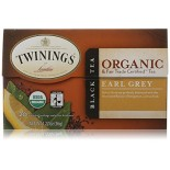 [Twinings] Organic Teas Earl Grey  At least 95% Organic