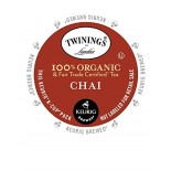 [Twinings] K-Cups Chai  100% Organic