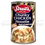 [Streits] Kosher Soup/Stew/Boullion Chicken Noodle, Chunky