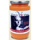 [Victoria] Pasta Sauces Rst Red Pepper, Alfredo, Vegan