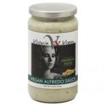 [Victoria] Pasta Sauces Arugula Pesto, Alfredo, Vegan