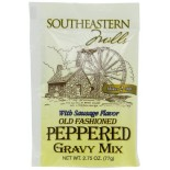 [Southeastern Mills] Gravy Mixes Old Fashioned Pepperd Sausage
