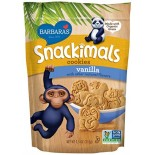 [Barbara`S Bakery] Snackimals Animal Cookies Vanilla  At least 70% Organic