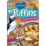 [Barbara`S Bakery] Cereal Puffins, Pnut Butter