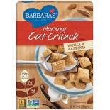[Barbara`S Bakery] Morning Oat Crunch Cereal Vanilla Almond