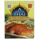[A Taste Of Thai] Asian Marinades, Sauces Spicy Peanut Bake