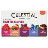 [Celestial Seasonings] Teas Fruit Tea Sampler