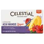 [Celestial Seasonings] Herbal Teas Acai Mango Zinger