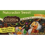 [Celestial Seasonings] Holiday Teas & Displays Holiday Nutcracker Sweet Black