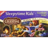 [Celestial Seasonings] Kid`s Teas Sleepytime, Goodnight Grape