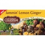 [Celestial Seasonings] Herbal Teas Jammin Lemon Ginger