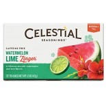 [Celestial Seasonings] Herbal Teas Watermelon Lime Zinger