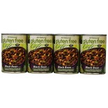 [Gluten Free Cafe] Canned Soup Black Bean