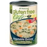 [Gluten Free Cafe] Canned Soup Vegetable Quinoa