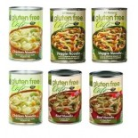 [Gluten Free Cafe] Canned Soup Beef Noodle