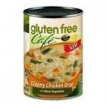 [Gluten Free Cafe] Canned Soup Creamy Chicken w/Orzo
