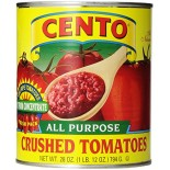[Cento] Vegetables/Legumes (Beans) Tomatoes, Crushed