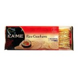 [Ka-Me] Brown Rice Crisp Cracker, Rice, Plain