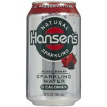 [Hansen`S]  Sparkling Water, Wild Berry