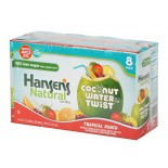 [Hansen`S] Junior Juice Coconut Water Twist, Trop Punch