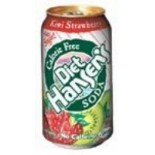 [Hansen`S] Diet Sodas Kiwi Strawberry