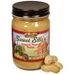 [Sweet Ellas] Organic Peanut Butter Smooth  100% Organic