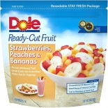 [Dole] Chef Ready Cuts Strawberry Peach Banana