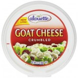 [Alouette] Cheese Goat Cheese Crumbled Plain - Cup