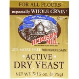 [Hodgson Mill] Natural Baking Ingredients Active Dry Yeast