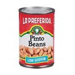 [La Preferida]  Beans, Pinto Low Sodium