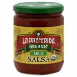[La Preferida] Salsas Mild  At least 95% Organic