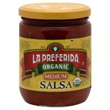 [La Preferida] Salsas Medium  At least 95% Organic
