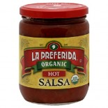 [La Preferida] Salsas Hot  At least 95% Organic