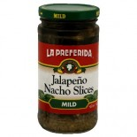 [La Preferida] Peppers & Chiles Jalapeno Slices, Hot  At least 95% Organic