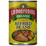 [La Preferida] Beans Authentic Refried  At least 95% Organic