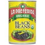 [La Preferida] Beans Black  At least 95% Organic