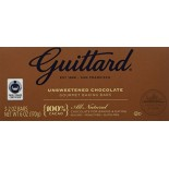 [Guittard] Chocolate Bars 100% Cacao, Unsweetened