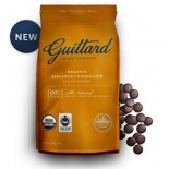[Guittard] Baking Wafers FT 66% Cacao Semisweet Choc.  At least 95% Organic