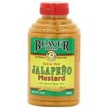 [Beaver] Condiments Mustard, Jalapeno