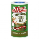 [Tony Chacheres]  Seasoning, Gumbo File