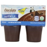 [Zen] Soy Pudding Chocolate  At least 95% Organic